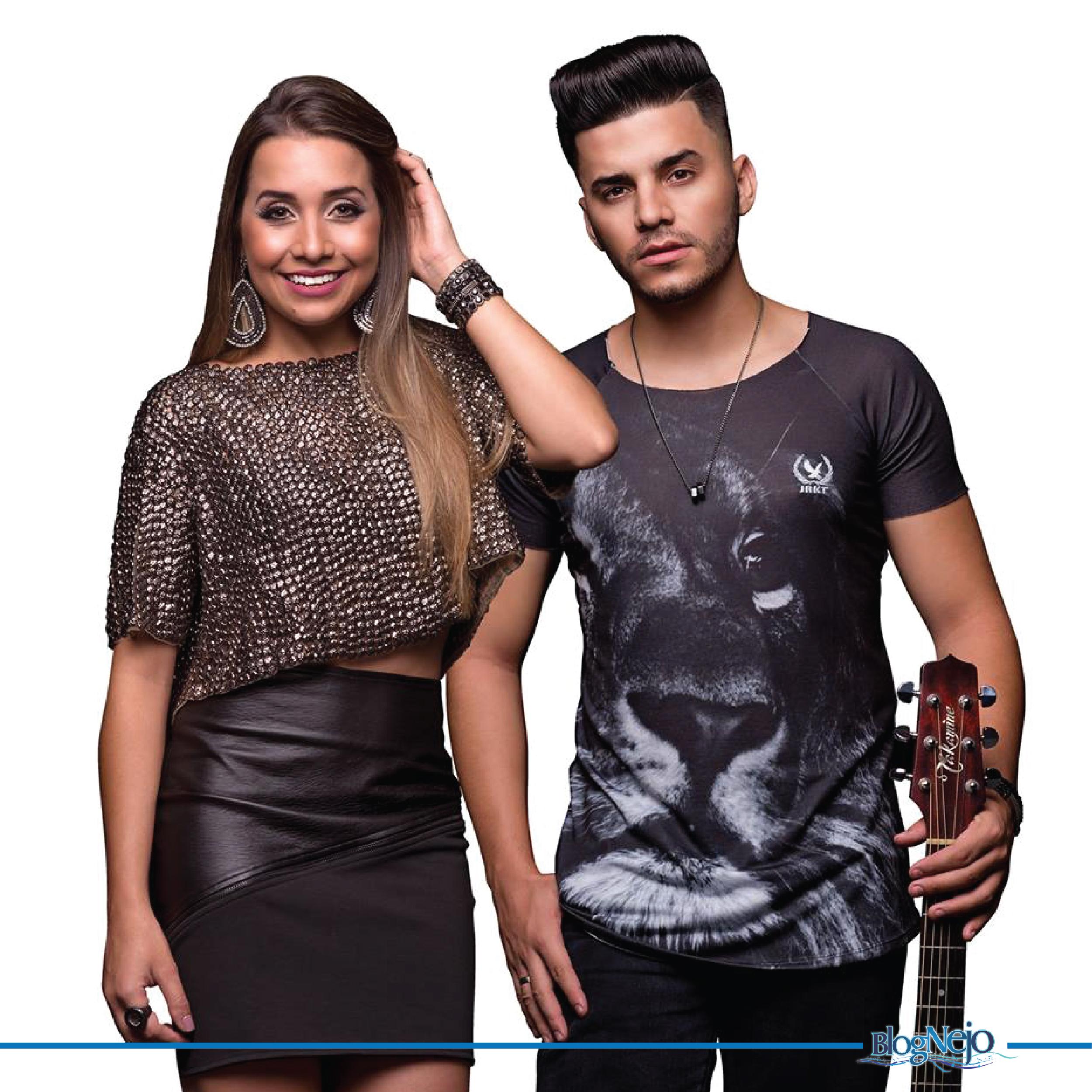 """Mariana & Mateus divulgam clipe da música """"Nóis combinou"""""""