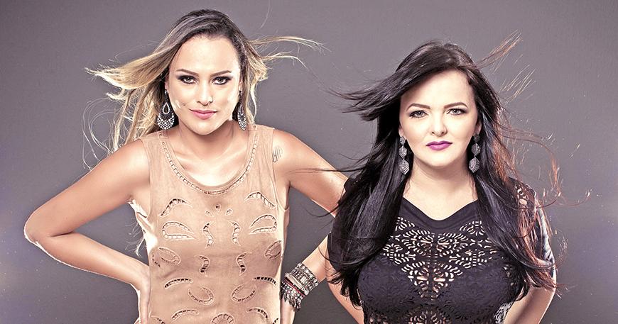 """Patrícia & Adriana em """"Dois Estranhos"""", o primeiro clipe da carreira"""
