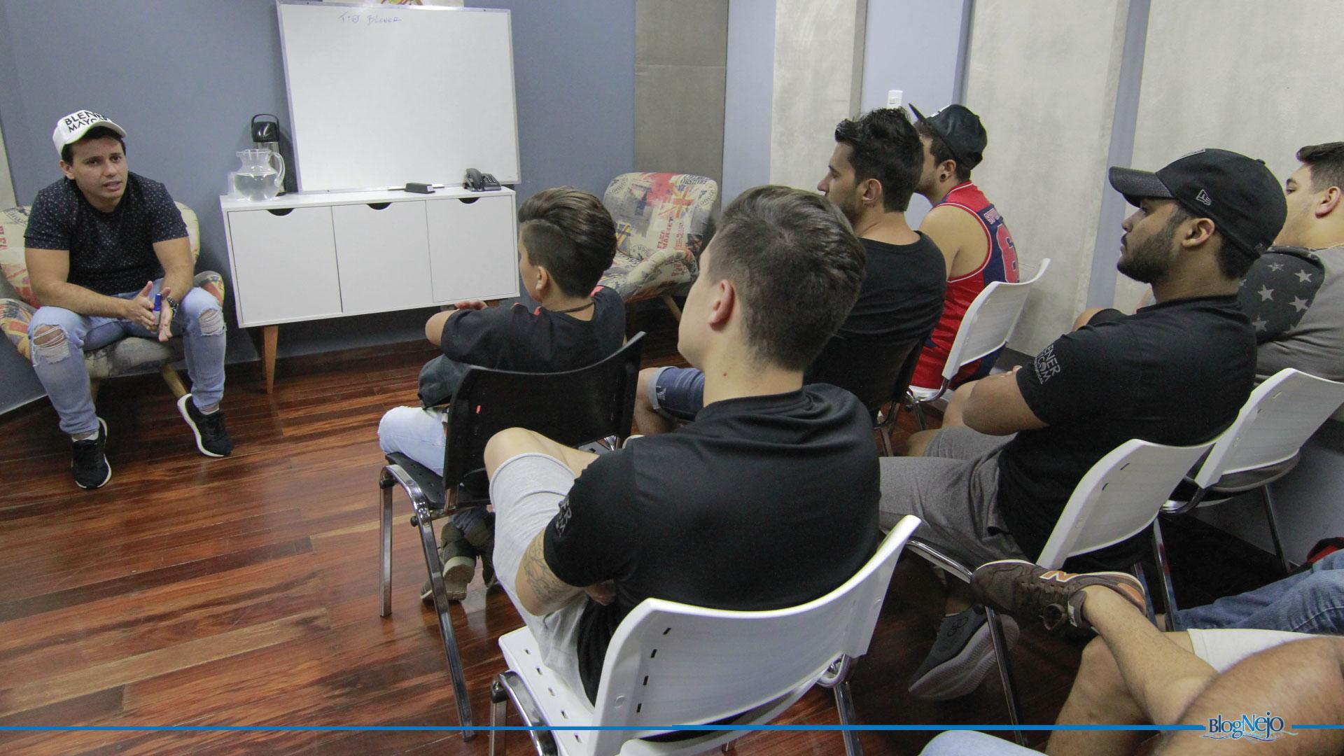Blener Maycom atrai novos talentos para a República LKS