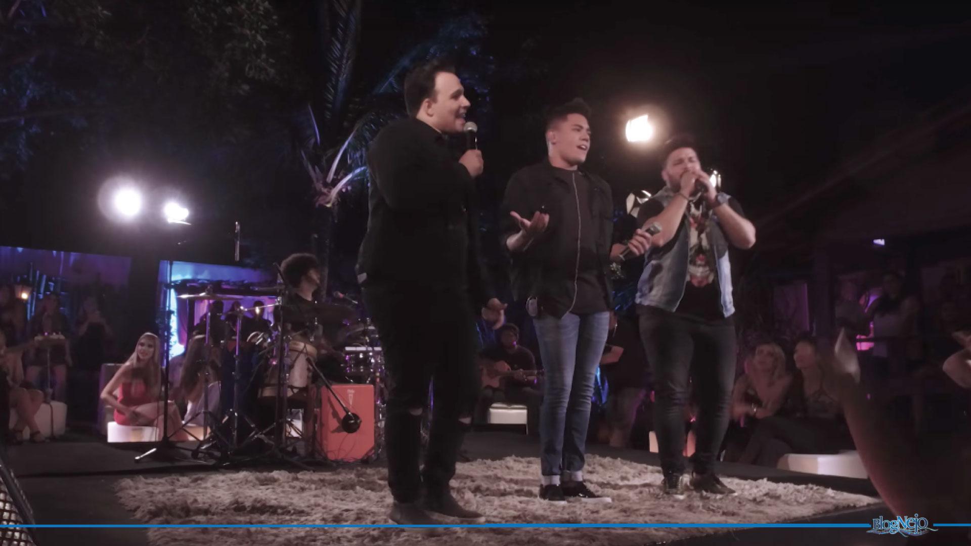 Gustavo Moura & Rafael gravam novo DVD e lançam primeira música, com Felipe Araújo
