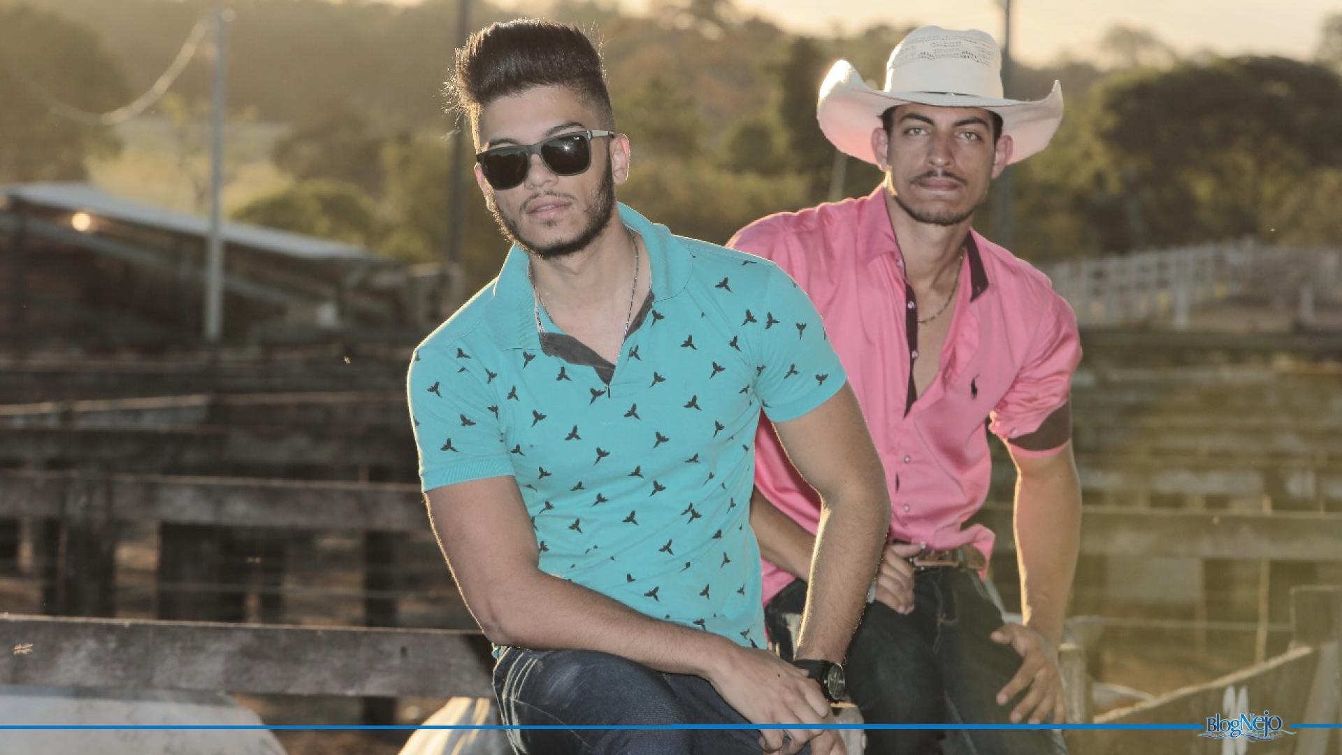 Diego & Murilo, a primeira dupla agenciada pela Single Hits