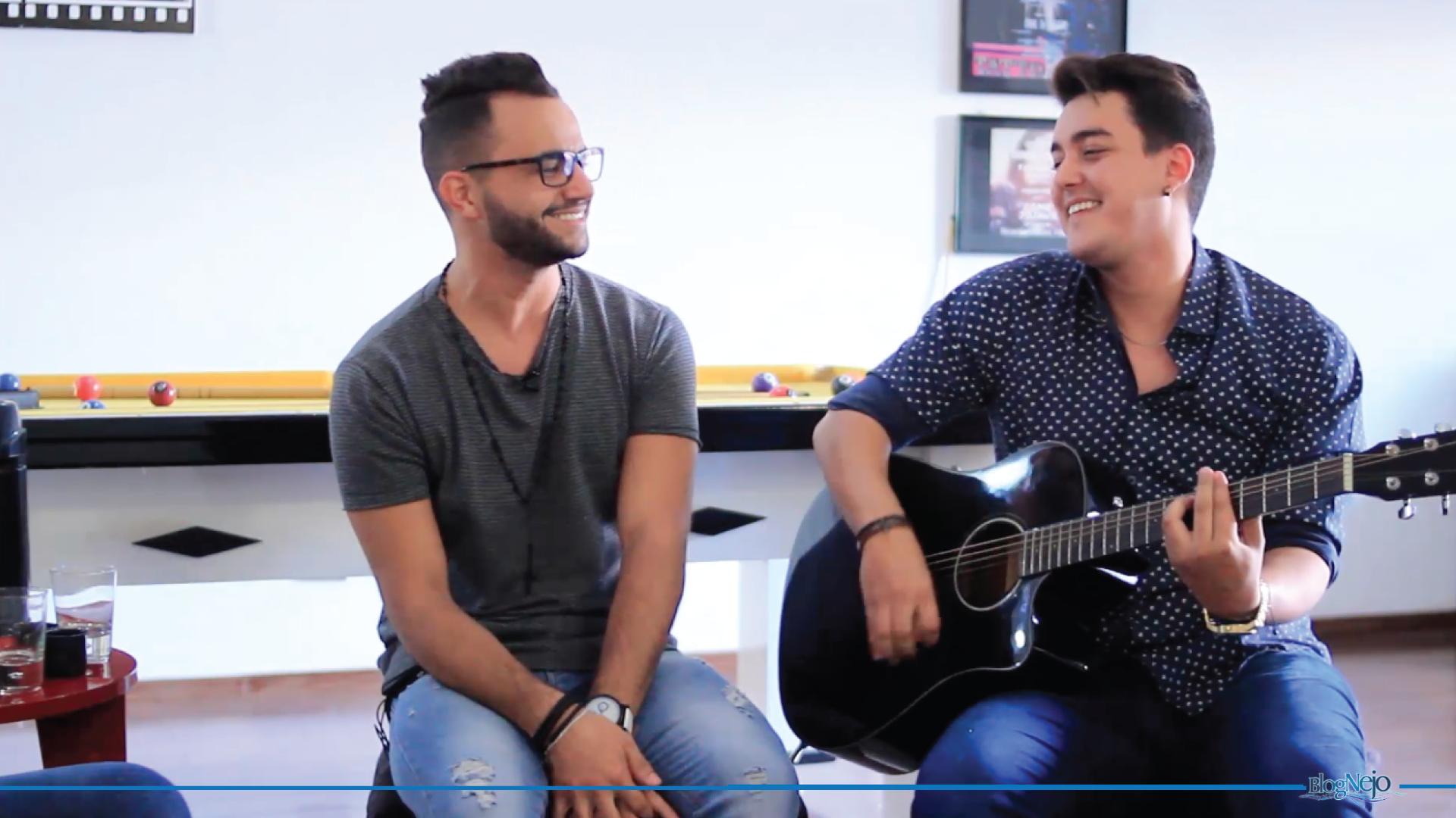 Entrevista Exclusiva – Juan Marcus & Vinícius