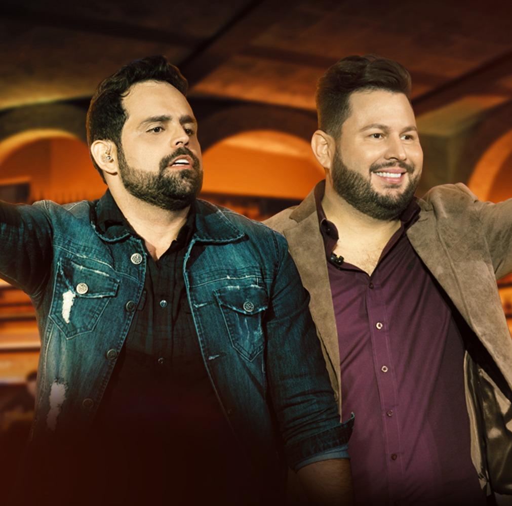 Diego & Arnaldo em 3 vídeos do novo DVD