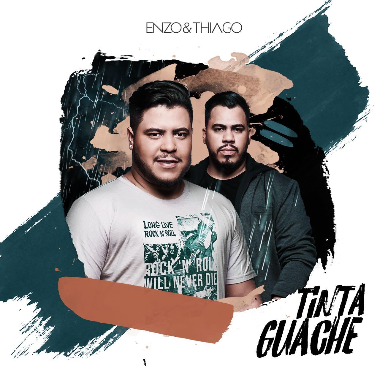 """Enzo & Thiago lançam """"Tinta Guache"""""""