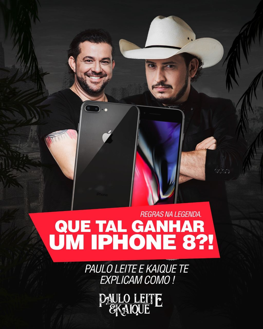 Paulo Leite & Kaique lançam EP
