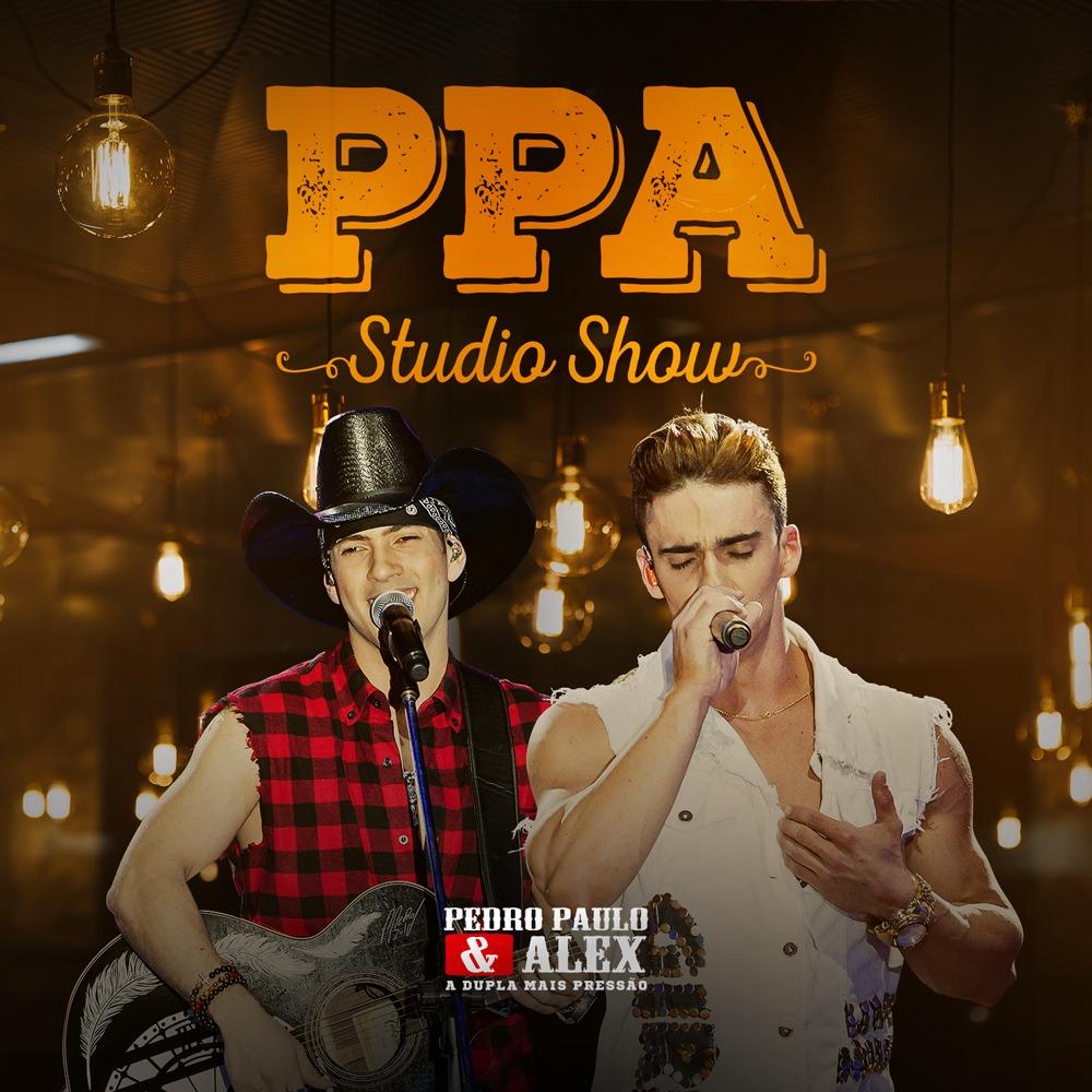 Pedro Paulo & Alex preparam novo e inusitado projeto. A gravação é no dia 04/07.