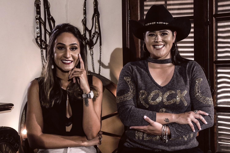 """Maria Clara e Camila lançam EP """"Do nosso jeito"""""""