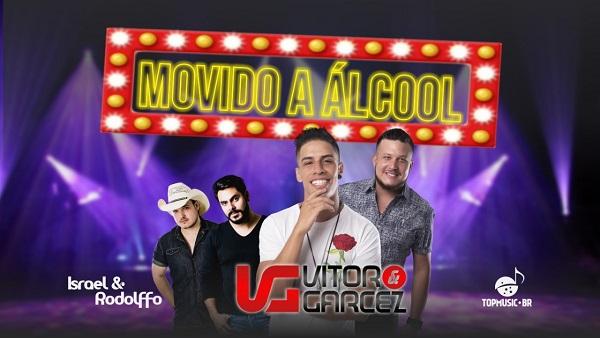 'Movido a Álcool': Vitor e Garcez lançam música com Israel e Rodolffo