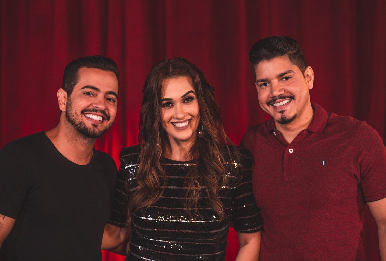 """Janaynna lança single com Henrique e Diego: """"Cê tá bem, eu tô incrível"""""""