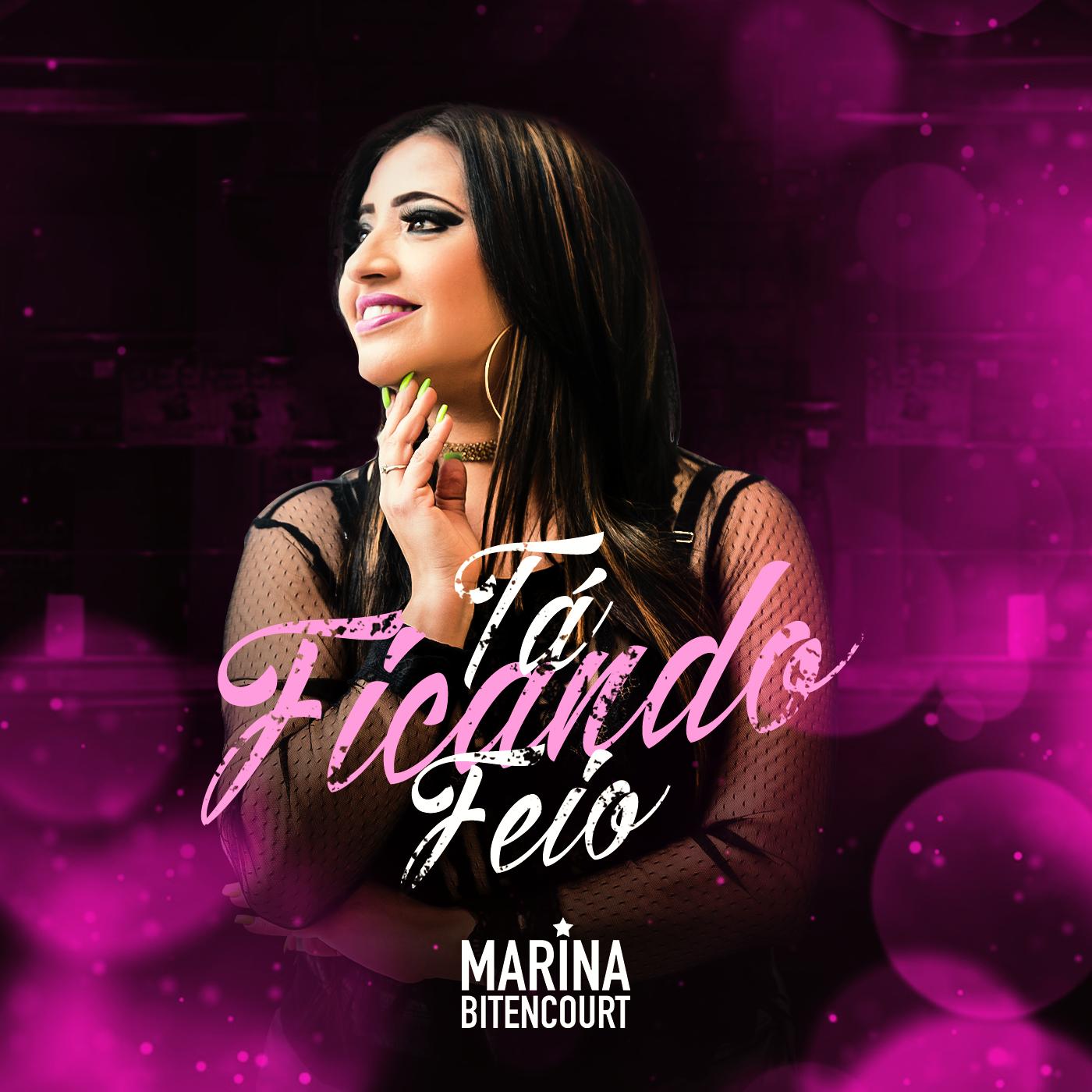 """Marina Bitencourt canta """"Tá ficando feio"""""""