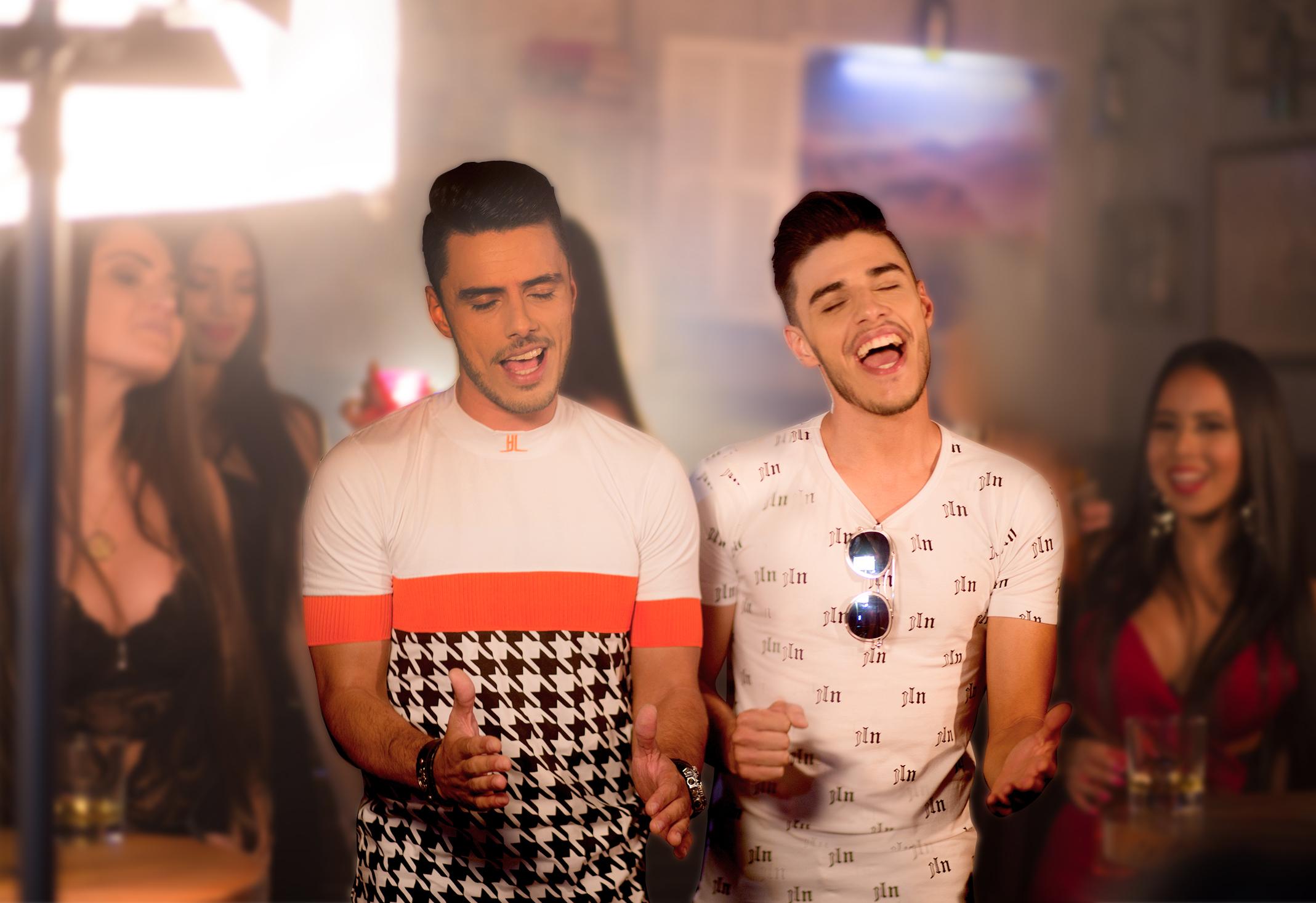 'Meu Remédio' a nova música da dupla Dimy e Denis