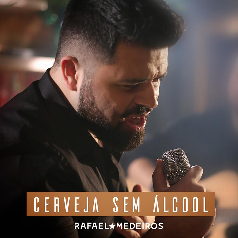"""Rafael Medeiros lança """"Cerveja sem Álcool"""", grava novo DVD e entra pra lista das novas promessas do Sertanejo Universitário."""