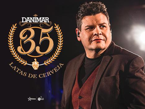 Danimar, um dos maiores compositores do Brasil, lança álbum completo