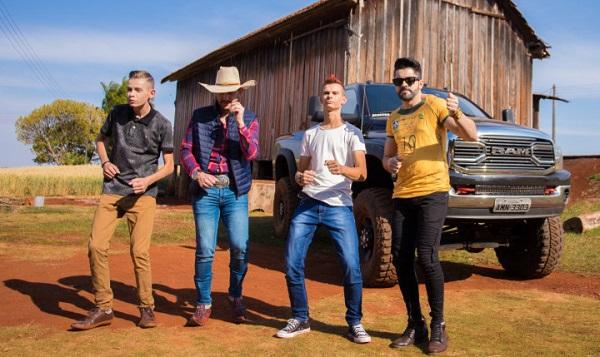 'Ram': Garotos Bon'd Xote lança 'Esse é Meu Forró' com Antony e Gabriel