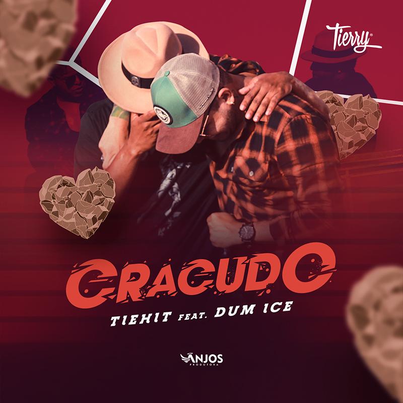 """Tierry, lança hoje 26/12, o clipe de sua nova música de trabalho """"CRACUDO"""""""