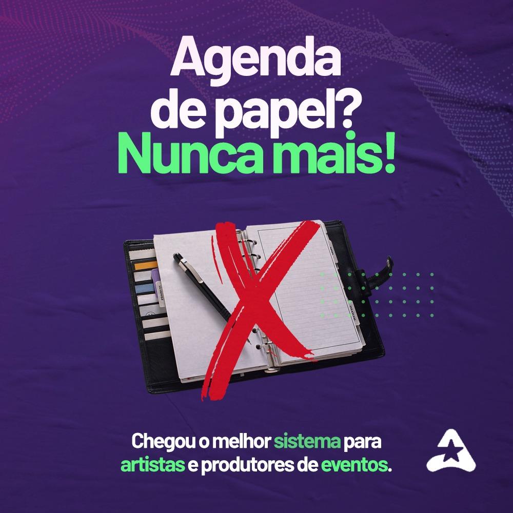 App desenvolvido em Marília organiza agenda de artistas e está liberado por 30 dias