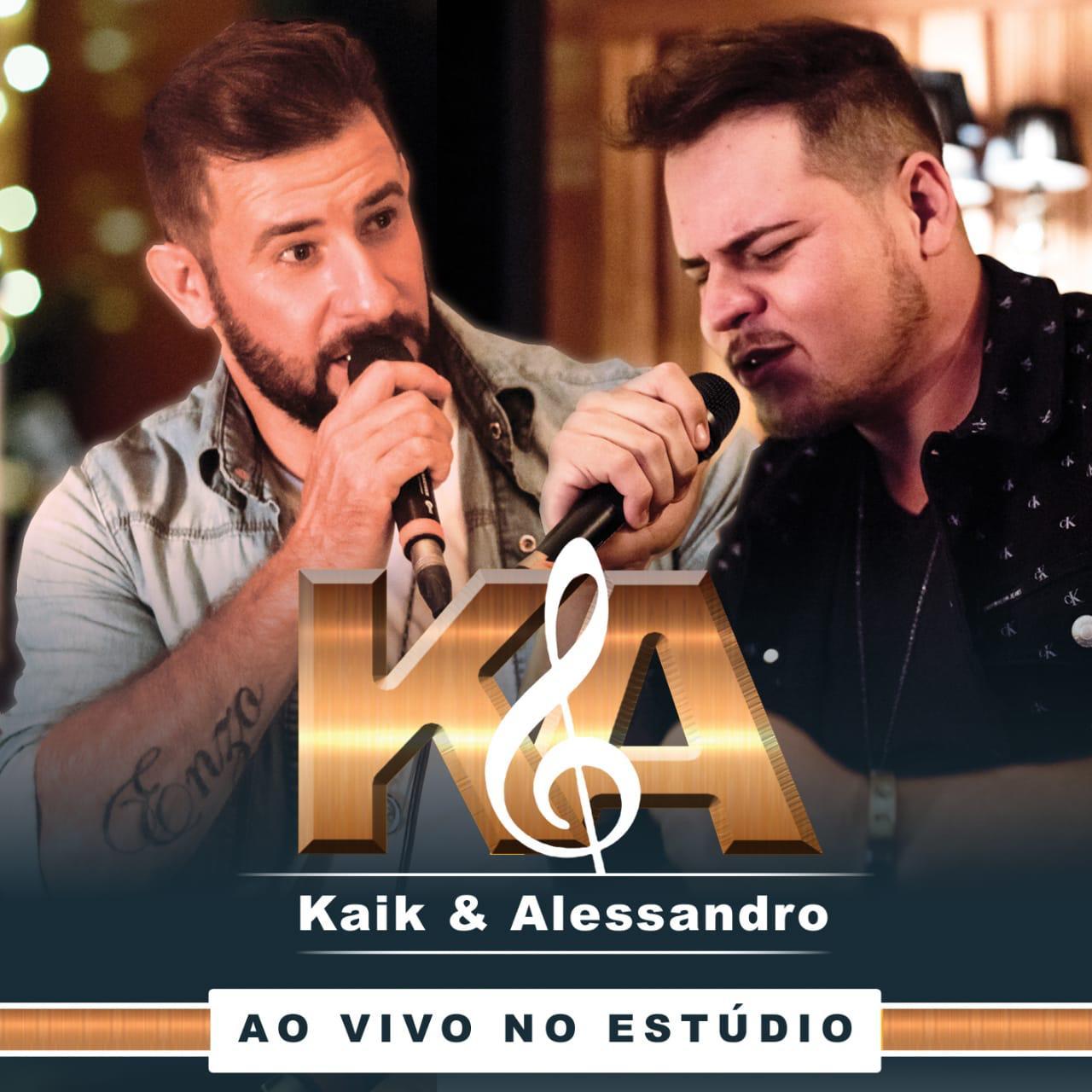 """Kaik & Alessandro estreiam """"De Rolinho a Caso Sério"""" em todas as plataformas"""