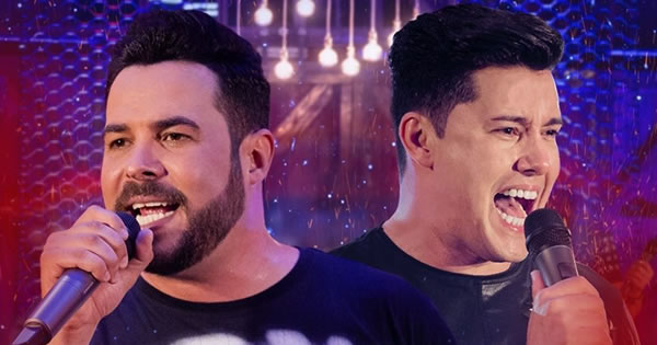 Virgilio e Tiago lançou a música 'Moeda de Troca'