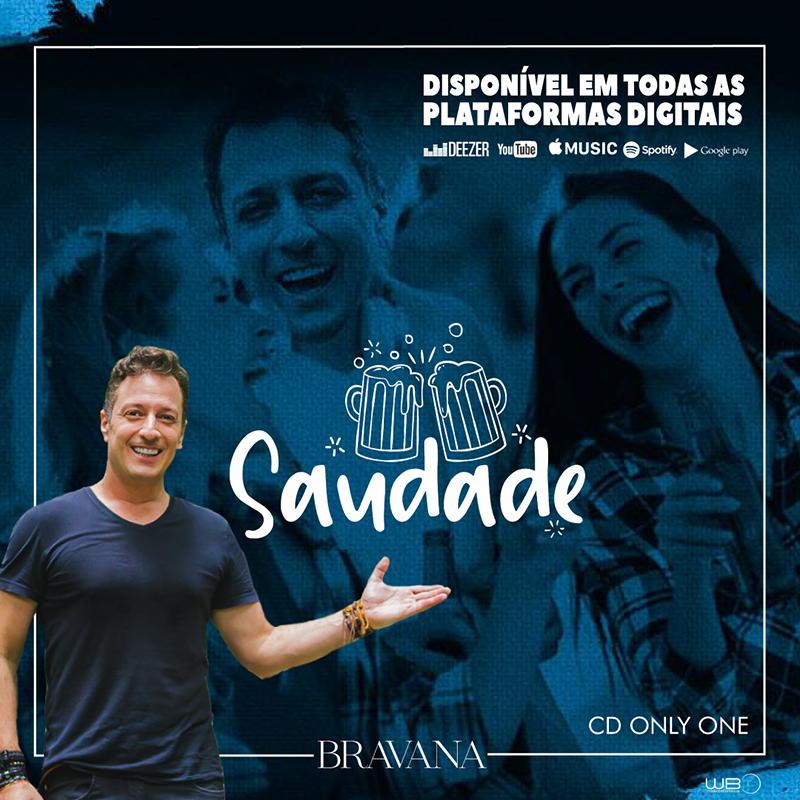 """Cantor Bravana lança nova música de trabalho """"Saudade"""""""