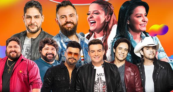 Universo Alegria, um dos maiores eventos de sertanejo do Brasil, fará sua primeira live
