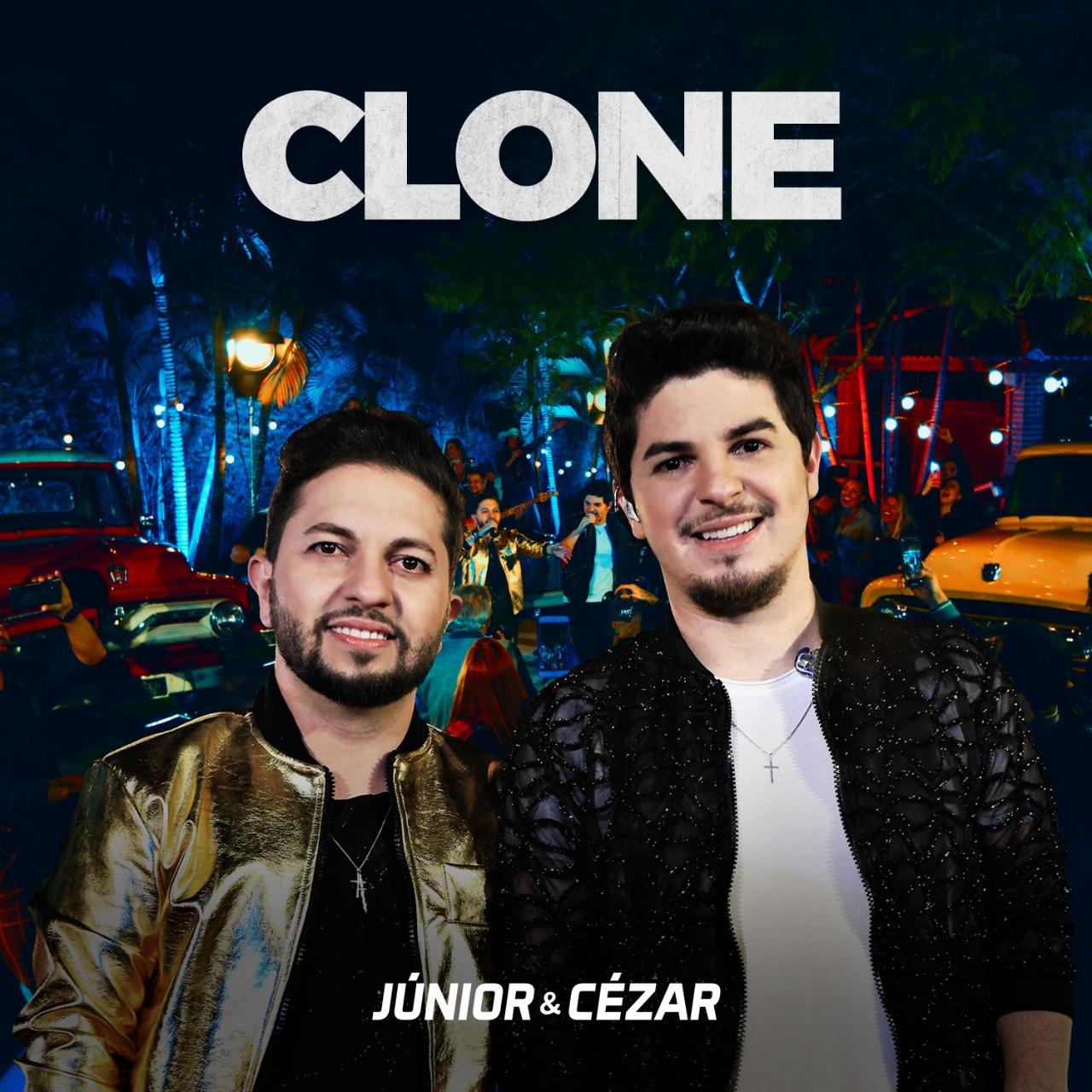 """""""Clone"""", o novo single de Júnior & Cézar"""