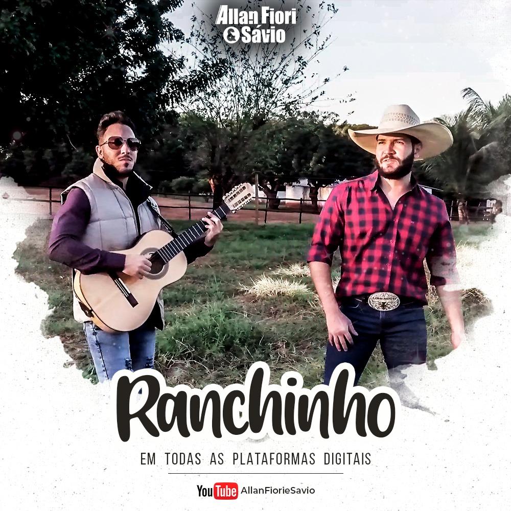 """Pra quem gosta de sertanejo de verdade: Allan Fiori & Sávio em """"Ranchinho"""""""