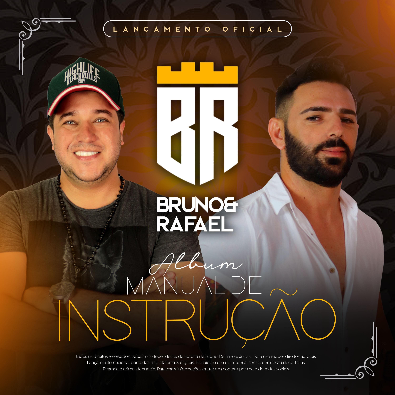 """Confira """"Manual de Instrução"""", o novo álbum de Bruno & Rafael"""