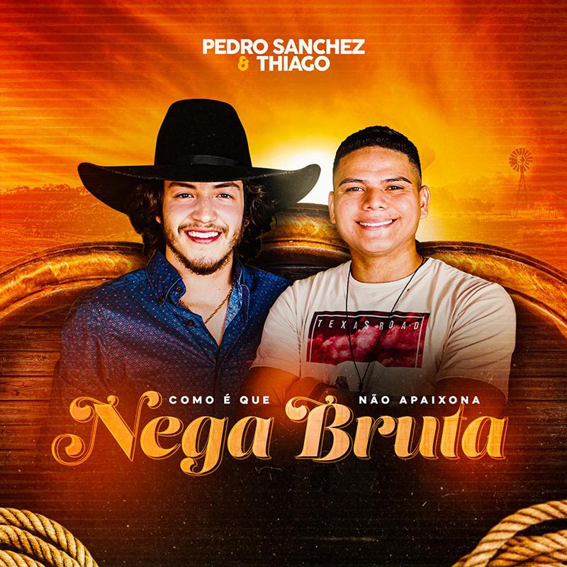 """Pedro Sanchez e Thiago lançam o videoclipe de """"Nega Bruta"""""""