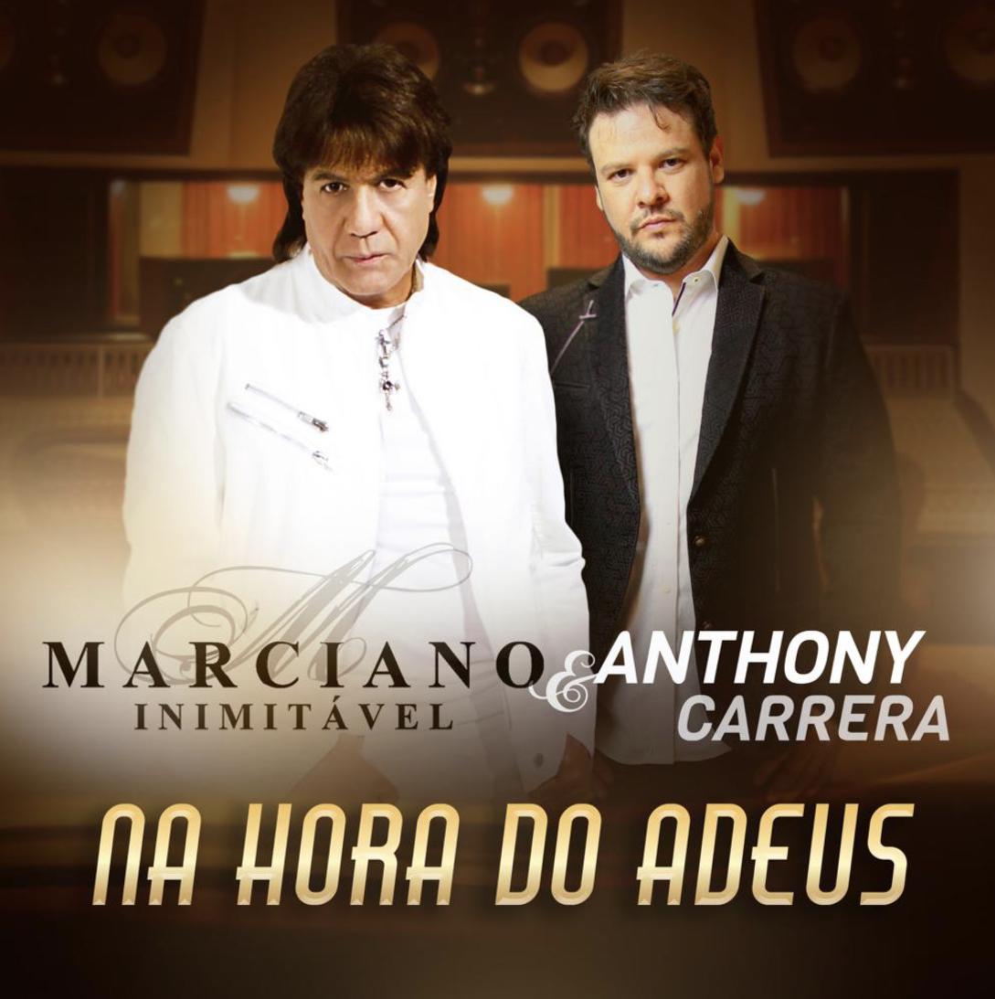 Marciano Inimitável e Anthony Carrera juntos em dueto emocionante