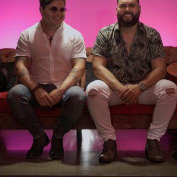 Marcello & Tiago lançam a primeira música de trabalho